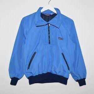 Vintage Patagonia Lined Nylon Half Zip Jacket